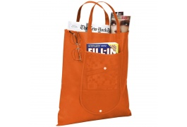 MAPLE NON-WOVEN FOLDABLE TOTE BAG