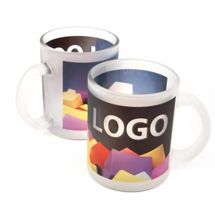 ARCTIC FULL COLOUR GLASS MUG
