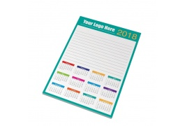 DESK MATE A5 NOTEPAD / 50 SHEETS