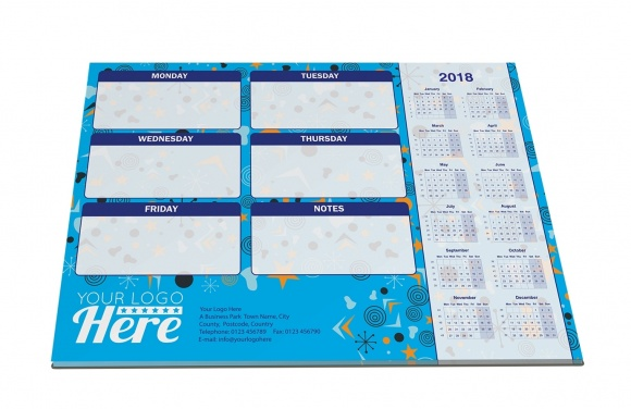 DESK MATE A3 NOTEPAD / 25 SHEETS