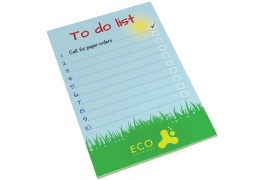 DESK MATE A4 NOTEPAD / 50 SHEETS