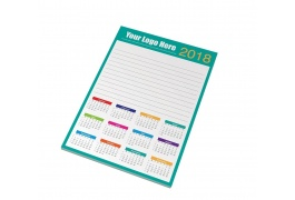 DESK MATE A5 NOTEPAD / 25 SHEETS