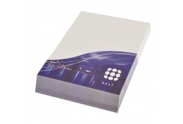 WEDGE MATE A5 NOTEPAD